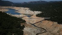 La Californie manque d'eau