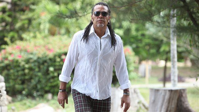 Luis Alberto García, actor, director y productor de cine cubano.