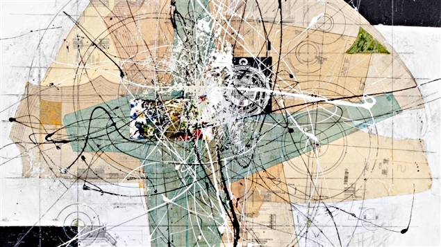 L'exposition «Code permanent» d'Étienne Gélinas à la Galerie Montcalm