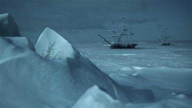 Il y a 171 ans le «Terror» et «L'Erebus» partaient à la recherche du passage du Nord-Ouest