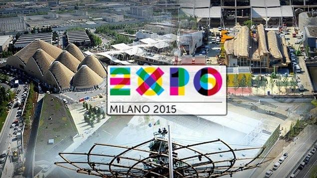 Expo à Milan