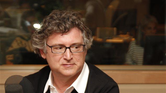 Le philosophe et auteur Michel Onfray