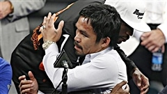 Recours collectif contre Manny Pacquiao