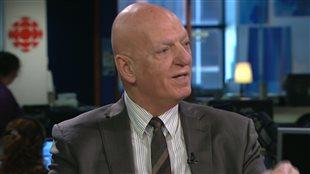 Peter Sergakis, président de l'Union des tenanciers des bars du Québec