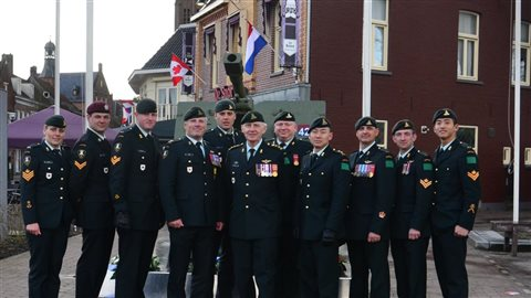 May 5 Holland Remembers Canada And Their Liberation