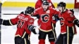 Backlund soulage les Flames en prolongation