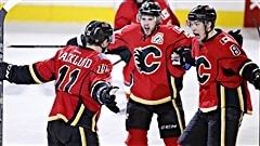 Backlund soulage les Flames en prolongation