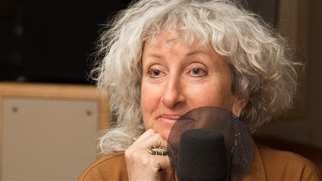 L'écrivaine Monique Proulx