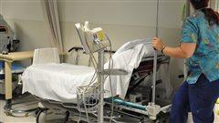 Outaouais:les patients sur civière attendent en moyenne 21 heures aux urgences