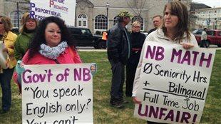 N.-B. : la Fédération canadienne des contribuables s'en prend à la dualité linguistique