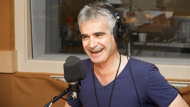 L'acteur Patrice Coquereau