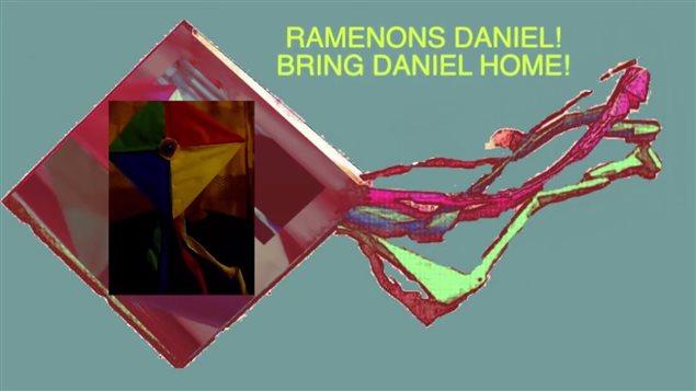 Campaña Que Daniel vuelva a Casa