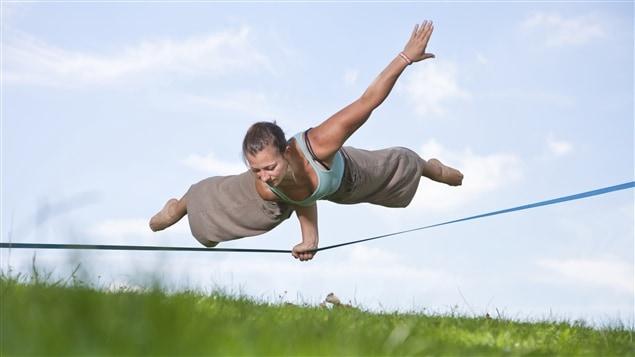La proprioception est indispensable à différentes fonctions, dont l'équilibre.
