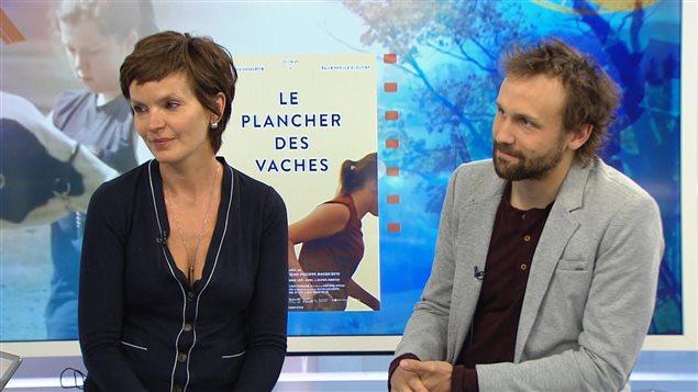 Anaïs Barbeau-Lavalette et d'Émile Proulx-Cloutier