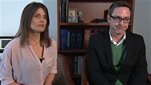 Jennifer van Rantwyk et Danny Carroll