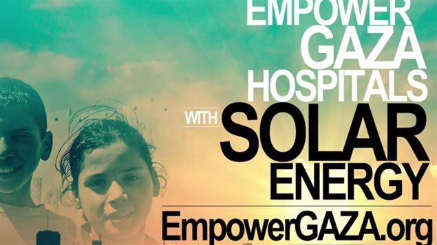 Empowergaza veut ramener la lumi re dans les h pitaux for Chambre 13 dans les hopitaux