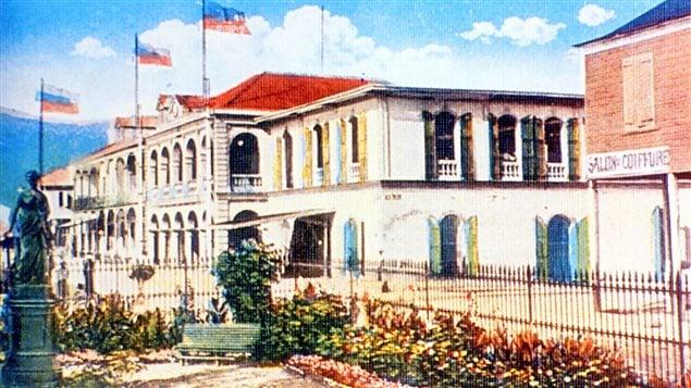 Banco Nacional de la República de Haití, BNRH CIRCA, 1914