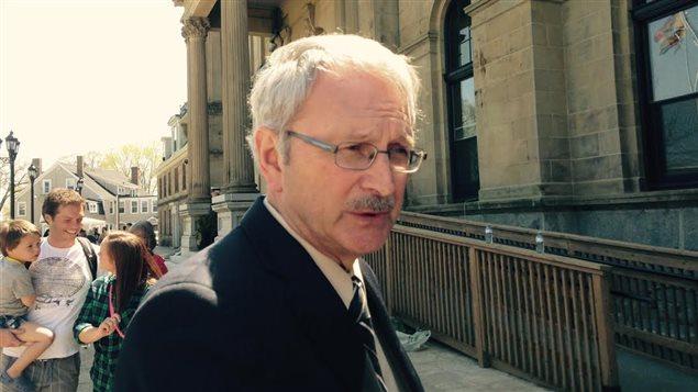 Blaine Higgs, député de Rothesay