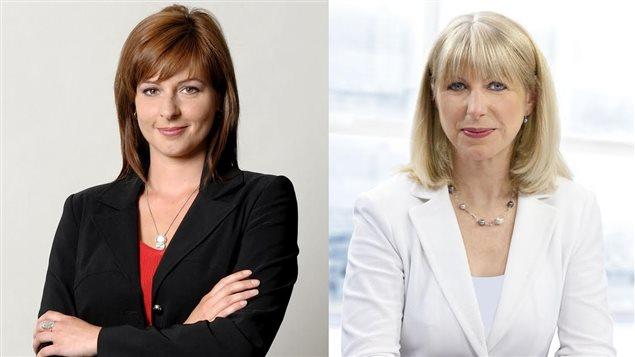 Marie-Maude Denis et Isabelle Richer