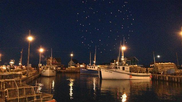 Ouverture de la saison de pêche au homard aux Îles-de-la-Madeleine