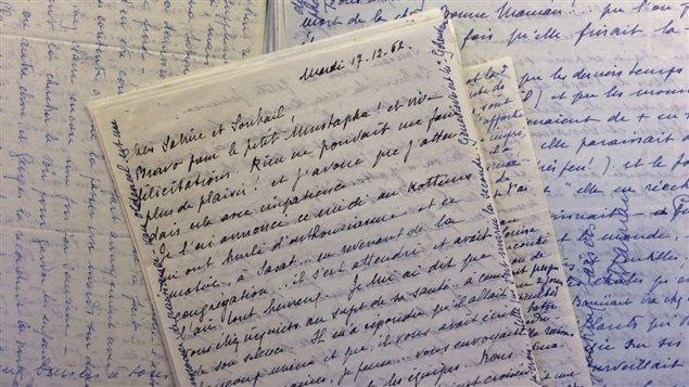 Une partie du Fonds Souhail et Sabine Eid. Bibliothèque et Archives nationales du Québec.