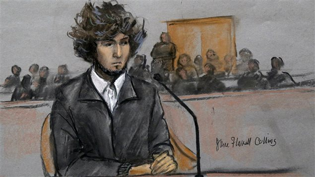 Djokhar Tsarnaev