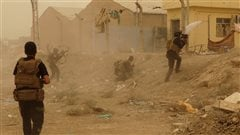 Les forces irakiennes dans l'est de Ramadi