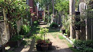 Pour certains résidents, la ruelle verte est un atout, pour d'autres, elle est un obstacle éventuel à la vente de leur propriété.