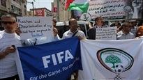 Le conflit Israël-Palestine au soccer