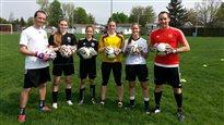 Héros du vendredi : le monde des gardiens de but au soccer