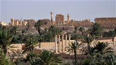 Le groupe État islamique s'empare de Palmyre et de la porte de l'Irak