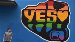 Oui au mariage gai en Irlande