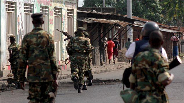 Bujumbura au Burundi