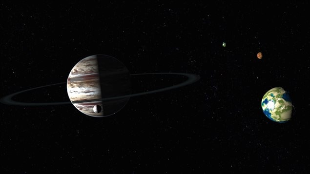 giant planets and their moons - photo #20