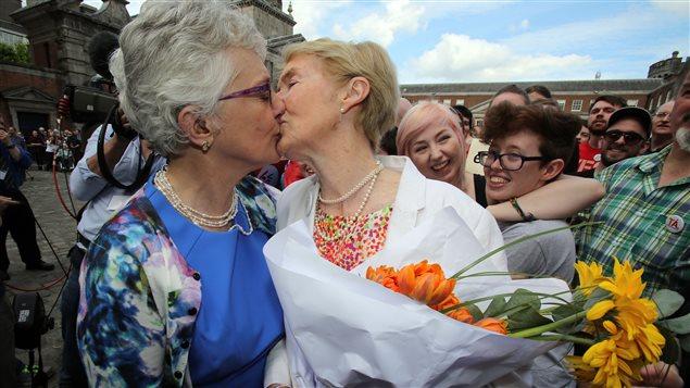 Lois sur le mariage gay au Canada