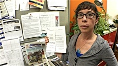 Un journal du Pontiac contrevient à la politique de l'OQLF sur les publicités en anglais