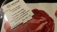 Moisson Québec récupère la viande des supermarchés