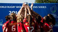 L'équipe canadienne féminine de rugby à sept ira à Rio