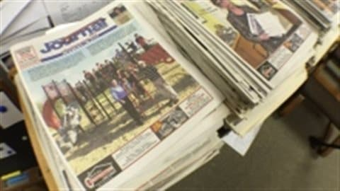 The Pontiac Journal distributes 9,400 newspapers to households across 18 municipalities in the Pontiac region of west Quebec.