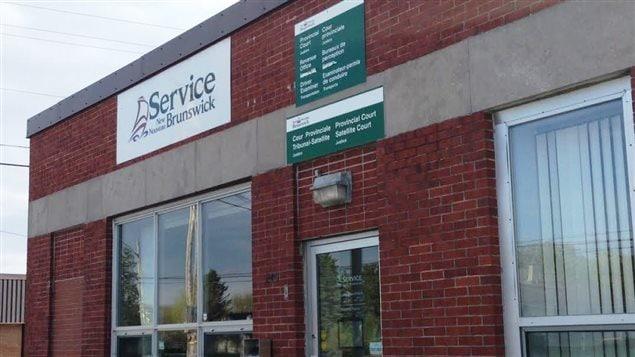 Fermeture du bureau de services n b saint quentin for Bureau service canada