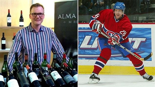 L'ex-hockeyeur de la LNH Karl Dykhuis
