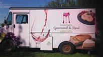 Un nouveau venu, le camion à vin