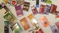 Produits du tabac