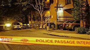 Les policiers du SPVM enquêtent sur cette mort suspecte