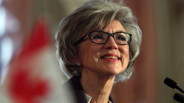 Beverley McLachlin is the longest serving Chief Justice in Canada and the first woman to hold the position.