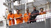 Les marins indiens du Phoenix n'ont pas été payés depuis trois mois