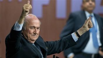 FIFA : quatre ans de plus avec Blatter