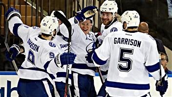 Le Lightning en finale de la Coupe Stanley