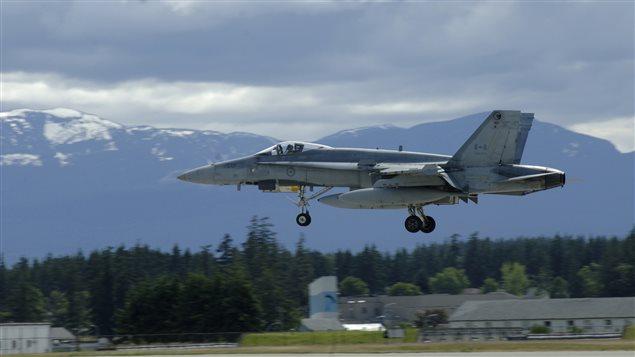 Amalgam Dart : exercice aérien du NORAD dans l'espace aérien nordique du Canada.