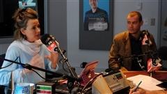 C'est demain soir que se tiendra le premier rendez-vous de Québec Philanthrope. L'organisme a voulu mettre les philanthropes à l'honneur en demandant à 5 cinéastes de Québec de réaliser un court film sur une cause philanthropique de leur choix. Nataly Rae, directrice générale de la Fondation Québec Philanthrope, et Elias Djemil.